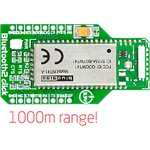 MIKROE-1389, Bluetooth2 click, Плата Bluetooth-модуля ...