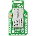 Фото 2/4 MIKROE-1389, Bluetooth2 click, Плата Bluetooth-модуля форм-фактора mikroBUS