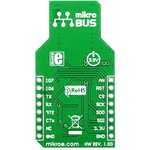Фото 4/4 MIKROE-1389, Bluetooth2 click, Плата Bluetooth-модуля форм-фактора mikroBUS