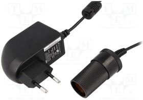 SYS1308-2412-W2E-CLS, Блок питания: импульсный; стабилизатор напряжения; 12ВDC; 2А | купить в розницу и оптом