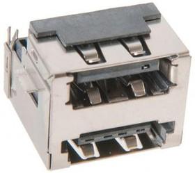 (USB-040) USB разъем для ноутбука Dell Latitude E6400, E6410, E6500, E6510
