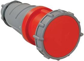 Розетка кабельная Magnum 63А 380-415В 3Р+РЕ 6ч ССИ-234 IP67 ИЭК PSN22-063-4