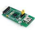 CP2102 USB UART Board (mini), Преобразователь USB-UART на ...