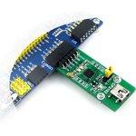 Фото 2/5 CP2102 USB UART Board (mini), Преобразователь USB-UART на базе CP2102 с разъемом USB mini-AB