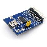 FT245 USB FIFO Board (mini), Преобразователь USB-FIFO на ...