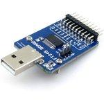 FT245 USB FIFO Board (type A), Преобразователь USB-FIFO на ...