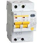 Выключатель автоматический дифференциального тока 2п C 32А ...