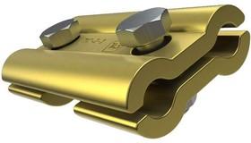 Зажим плашечный ПС-2-1 Электрофарфор 00000015