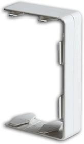 Переходник для РКК-100х60 и100х40 соединительный (белый)