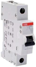 Выключатель автоматический модульный 1п C 50А 6кА S201 ABB 2CDS251001R0504