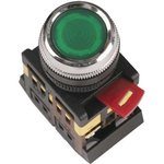 Кнопка ABLF-22 зел. 1з+1р ИЭК BBT10-ABLF-K06