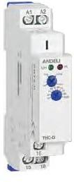 Задержка выключения при выпадении напряжения THC-D AC/DC12В~240В (ANDELI)