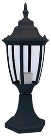Светильник уличный HOROZ ELECTRIC HL276BL черный 60Вт Е27 43мм 14.5мм