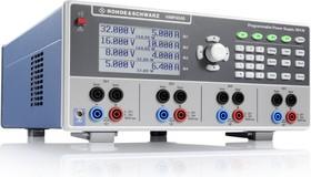 HMP4040, Источник питания программируемый 4-х канальный, 32В/10А, 384Вт (Госреестр)