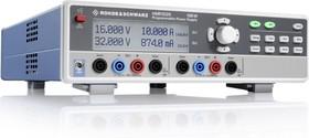 HMP2020, Источник питания программируемый 2-х канальный, 32В/10А + 32В/5А, 188Вт