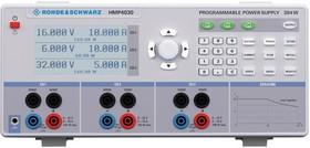 HMP4030, Источник питания программируемый 3-х канальный, 32В/10А, 384Вт