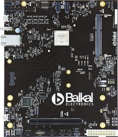Фото 1/6 BFK3.1, Одноплатный компьютер на базе процессора Baikal-T1 (К1925ВМ018)