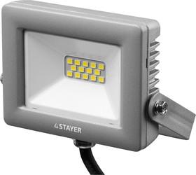 Фото 1/2 57131-50, STAYER LED-Pro 50 Вт прожектор светодиодный