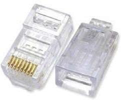 Разъем для кабеля RJ45 UTP кат.5е ITK CS3-1C5EU