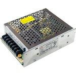 HF40W-DL-B, источник питания AC-DC 5/12B, 40Вт 129х98х40