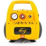 58057, Компрессор воздушный безмасляный РС 1/6-180, 1,1 кВт ...
