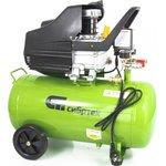 58039, Компрессор воздушный КК-1500/50, 1,5 кВт, 198 л/мин ...