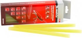 930732, Стержни клеевые желтые, 11x200 мм, 12 шт./упак.