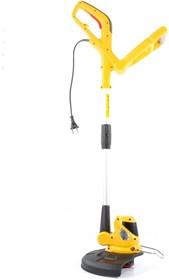 96608, Триммер электрический TE-550, 550 Вт, 300 мм, катушка автомат, телескопическая штанга