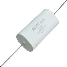 MP004185, AC Пленочный Конденсатор, Metallized PP, Осевой, 0.22 мкФ, ± 10%, Snubber, Сквозное Отверстие