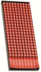 """Фото 1/2 Маркер для кабеля 1.5-2.5мм символ """"0"""" (уп.200шт) ДКС MKF0S2"""