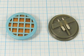 Вызывной прибор пьезокерамический ПВА-1 (1~15)В, второй сорт, зп 37x 9\1~15\\ 1,2\2T\ПВА-1\Прибал