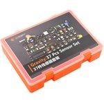 KIT0150, Sensor Set, 37 Pcs, for Arduino Development Boards