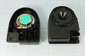 Сирена без встроенного генератора 106x79x28мм, зс106x79x28\3~60\107/56В/ 3,2кГц/2м\PCT-G8001\KEPO