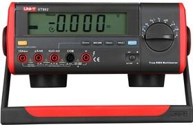 UT803, Мультиметр цифровой True RMS, высокой точности, 3 3/4 разряда