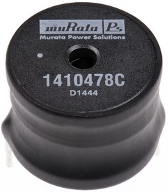 1410478C, HIGH CURRENT RADIAL INDUCTOR,100UH 7.8A