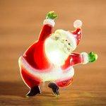 "Фото 2/2 501-023, ""Санта Клаус"" RGB на присоске"