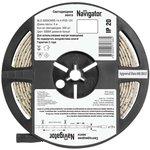 СД Лента Navigator 71 768 NLS-5050СW60- 14.4-IP20-12V ...