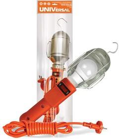 Светильник переносной ПВС 2х0.75 с выкл. 10м 220В UNIVersal 966U-0110