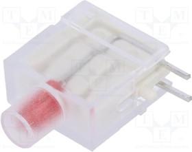 DBKD10, LED; в корпусе; красный; 3,9мм; Кол-во диод:1