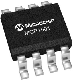 MCP1501-33E/SN, VOLTAGE REFERENCE 3.300V +/-0.8% SOIC-8