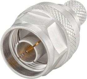53S101-117N5, N 50 Ohm Straight Plug