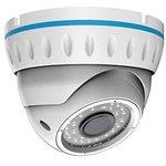 Видеокамера купольная уличная AHD 1.3Мп (960р) 1/3дюйма SONY ...