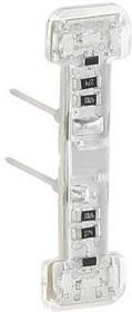 Лампа светодиодная Valena Allure втычная для контурной подсветки для переключателя 0.15мА 230В Leg 752057
