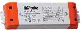 Фото 1/2 Драйвер 71 358 ND-P38-IP20 (для СД панели NLP-S1-38) Navigator 71358