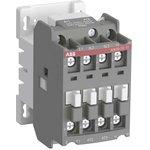 Контактор AX09-30-10-80 9А AC3 с катушкой управления 220-230В АС ABB 1SBL901074R8010