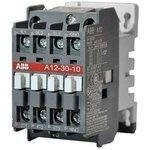 Контактор AX12-30-10-80 12А AC3 катушка управления 220-230В АС
