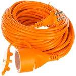Удлинитель-шнур с 1-й розеткой, сетевой, б/заз. с защитой от детей. 01613