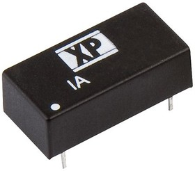 IA0524D, DC/DC CONVERTER ISOLATED +/-24V 1W