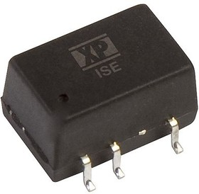 ISE1515A-H, DC/DC CONVERTER ISOLATED 15V 1W