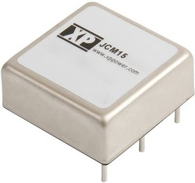 JCM1524S15, DC/DC CONVERTER ISOLATED 15V 15W